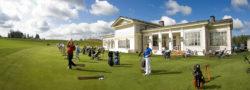 Окупить гольф-клуб можно продавая недвижимость возле поля