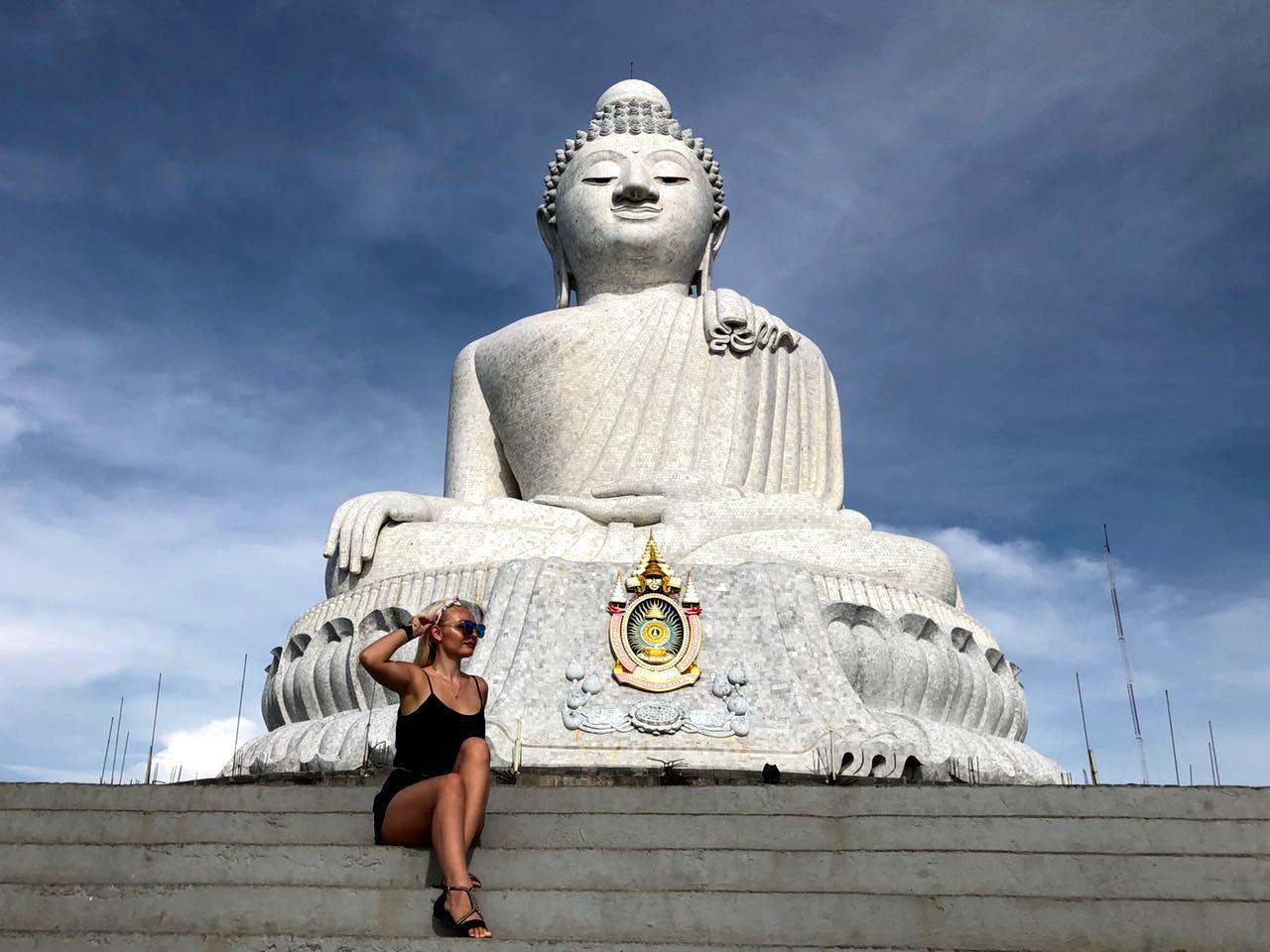 Большой будда в Пукхет