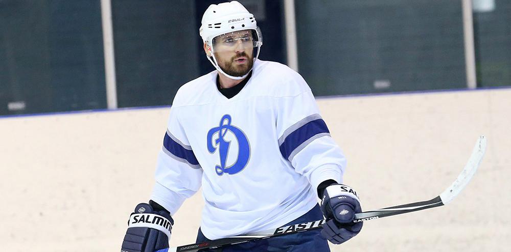 Яков Рылов хоккеист