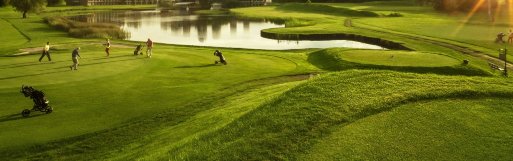 гольф в левцово