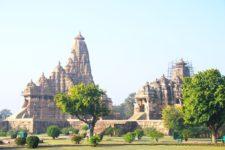 Индия: Кхаджурахо. Храмы