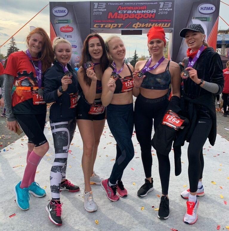 Липецкий марафон -2019
