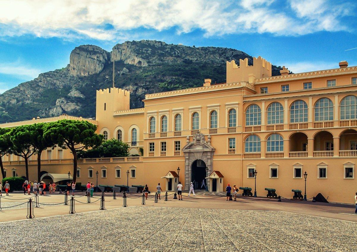 Княжеский дворец рода Гримальди
