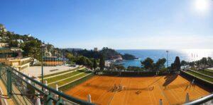 Теннис на Ривьере
