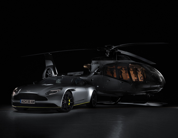 Aston Martin-Вертолет