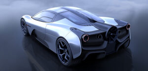 T. 50 от Gordon Murray Automotive